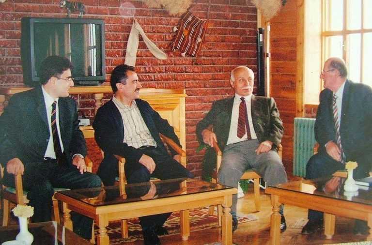 Muhsin Yazıcıoğlu'nun Çaykara fotoğrafları 2