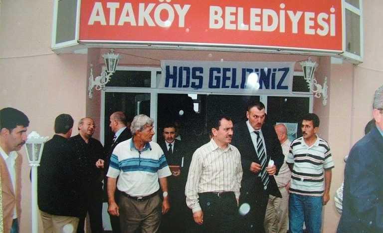 Muhsin Yazıcıoğlu'nun Çaykara fotoğrafları