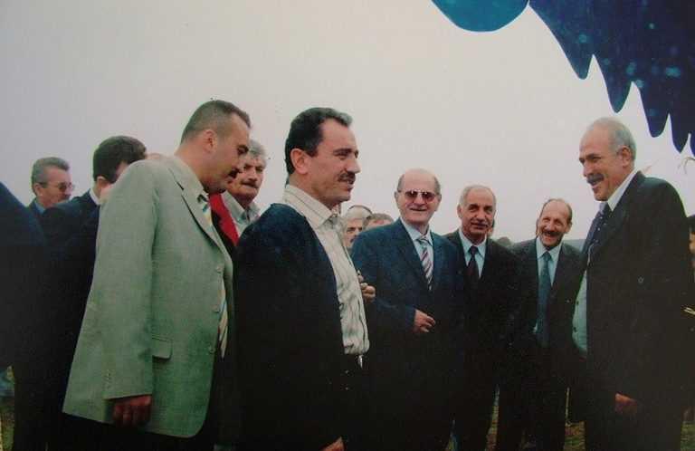 Muhsin Yazıcıoğlu'nun Çaykara fotoğrafları 5