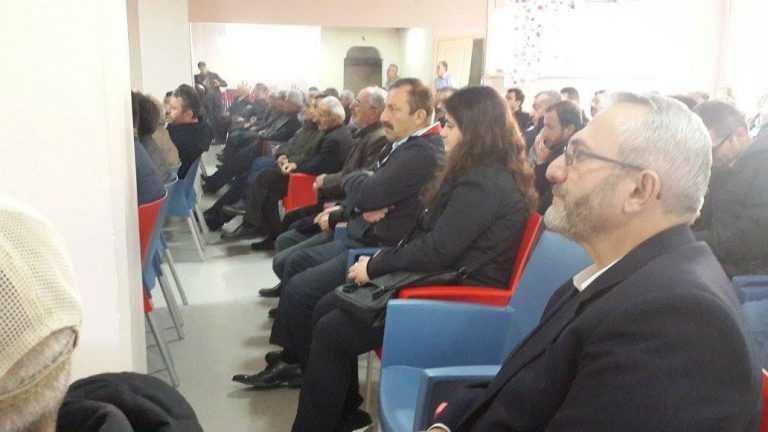 Başkan Tok İstanbul'da Çaykaralılarla buluştu 2