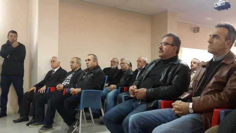 Başkan Tok İstanbul'da Çaykaralılarla buluştu 4