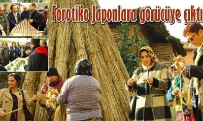 FOROTİKO Japon MUJİ firmasına görücüye çıktı
