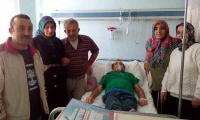 Mustafa ÇOLAK'ın sağlık durumu iyiye gidiyor