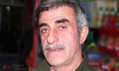 Kırıkhan'da Mustafa Şahin vefat etti