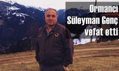 Ormancı Süleyman Genç vefat etti