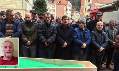 Kemal Vinçoğlu toprağa verildi