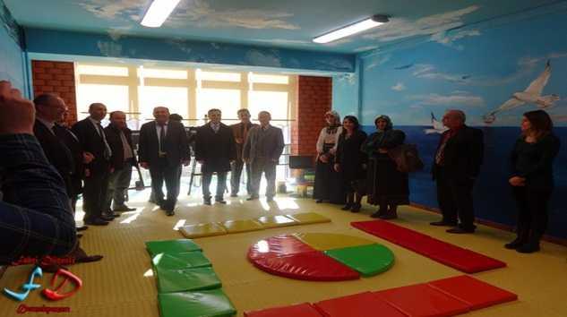 Dernekpazarı Belediyesinden eğitime destek 5