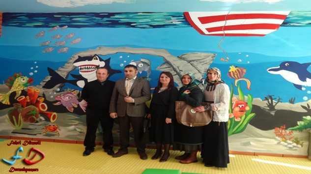 Dernekpazarı Belediyesinden eğitime destek 1