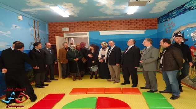 Dernekpazarı Belediyesinden eğitime destek 11