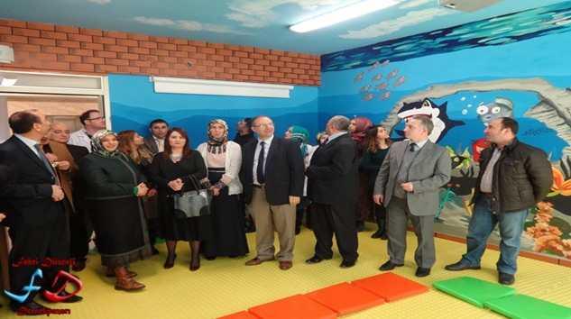 Dernekpazarı Belediyesinden eğitime destek 7