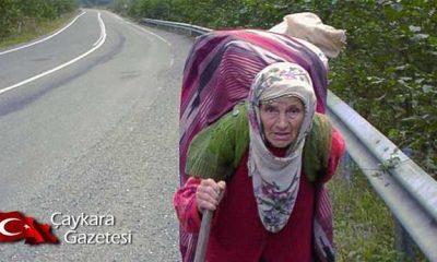 Şahinkaya'dan Makbule Tiryaki vefat etti