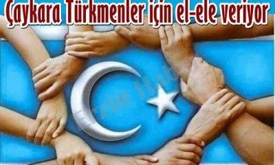 Çaykara'dan Bayırbucak Türkmenlerine yardım kampanyası