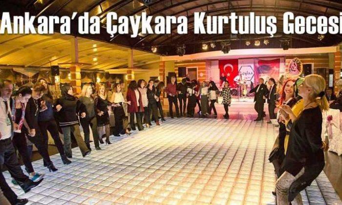 Ankara ÇAY-DER Kurtuluş Gecesi coşkuyla kutlandı