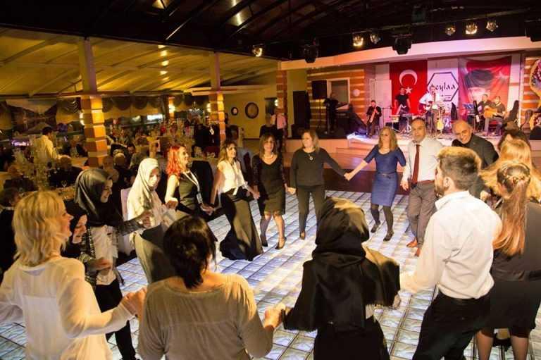 Ankara ÇAY-DER Kurtuluş Gecesi coşkuyla kutlandı 3