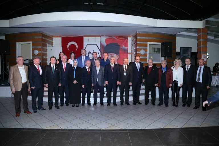 Ankara ÇAY-DER Kurtuluş Gecesi coşkuyla kutlandı 1