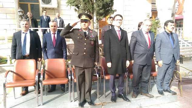 Çaykara'nın düşman işgalinden kurtuluşunun 98. yıldönümü törenlerle kutlandı 9