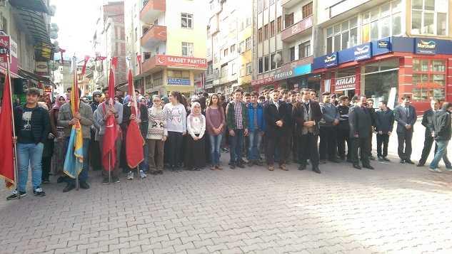 Çaykara'nın düşman işgalinden kurtuluşunun 98. yıldönümü törenlerle kutlandı 7