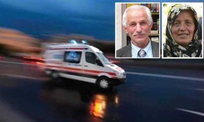 Çaykaralılar Dernekpazarı Cumapazarı arasında kaza yaptı