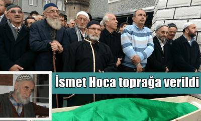 İsmet Baltacı Hocaefendi  dualarla toprağa verildi