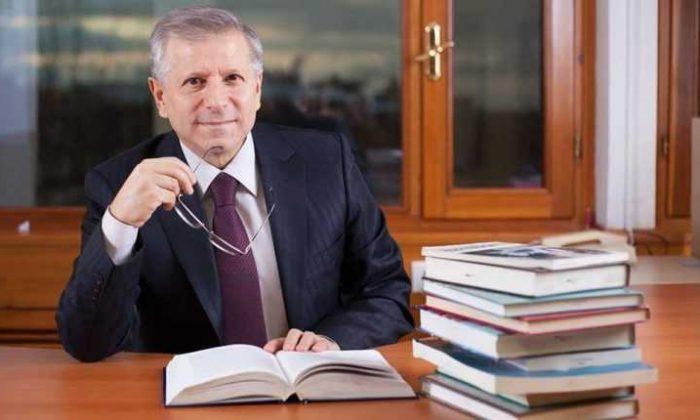 M.Mollamahmutoğlu Gazi Üniversitesi rektör adayı