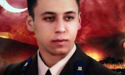Trabzon'a şehit Astsubay Ünal Bıçakçı'nın ateşi düştü