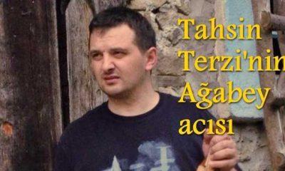 Tahsin Terzi'nin ağabeyi Yusuf Terzi vefat etti