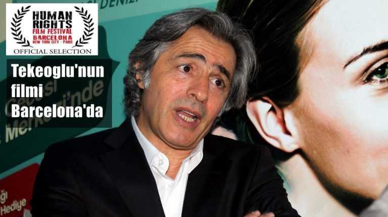 Tekeoğlu'nun filmi İnsan Hakları Festivalinde