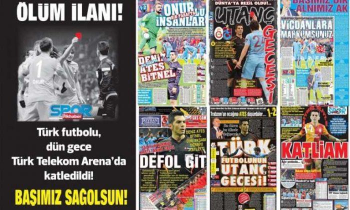 Trabzonspor'un Ölüm İlanı!