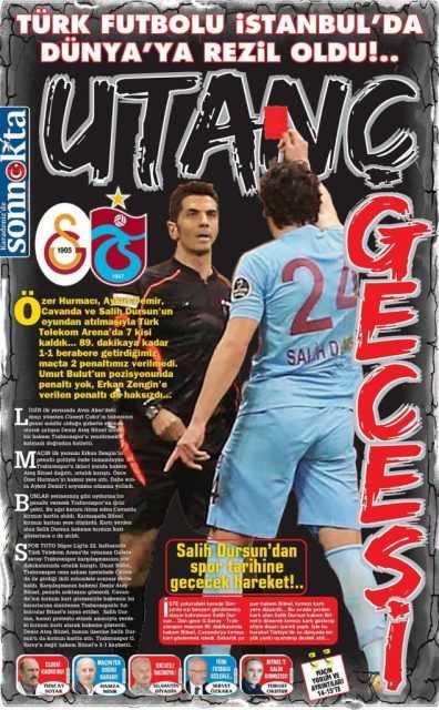 Trabzonspor'un Ölüm İlanı! 6