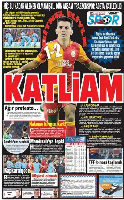 Trabzonspor'un Ölüm İlanı! 5