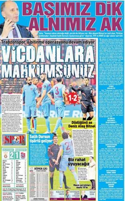 Trabzonspor'un Ölüm İlanı! 4