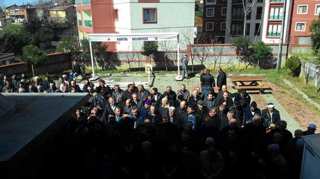 Taşkıran'dan Meryem Hacıömeroğlu toprağa verildi 3