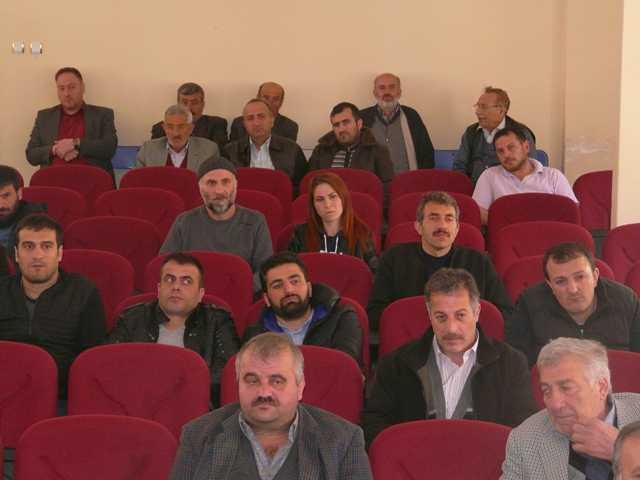 Ahmet Sevinç 3.Kez Başkanlığa seçildi 1