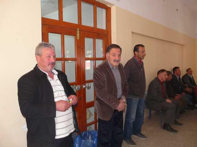 Ahmet Sevinç 3.Kez Başkanlığa seçildi 11