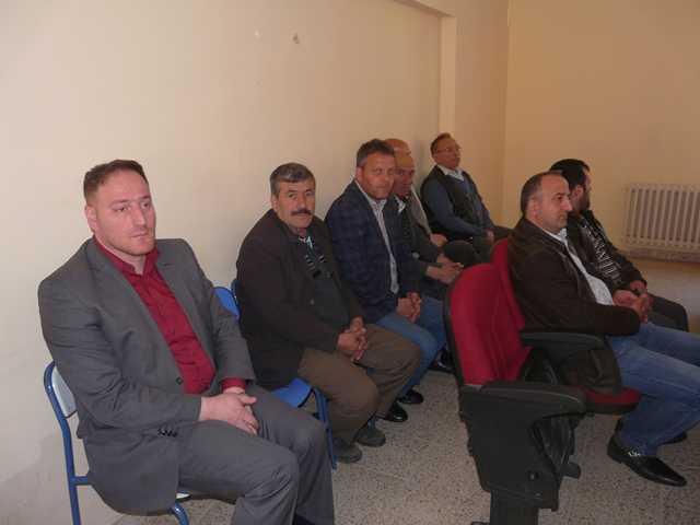 Ahmet Sevinç 3.Kez Başkanlığa seçildi 12