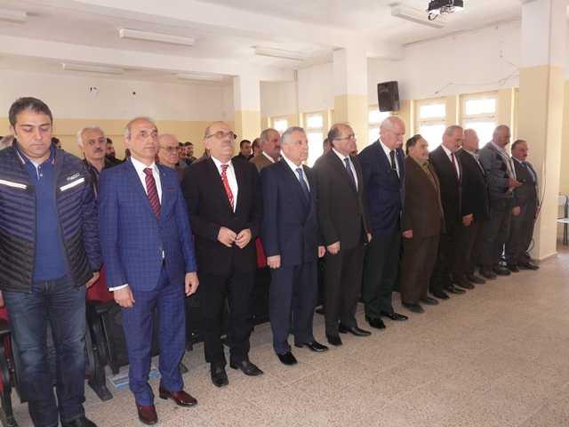 Ahmet Sevinç 3.Kez Başkanlığa seçildi 14