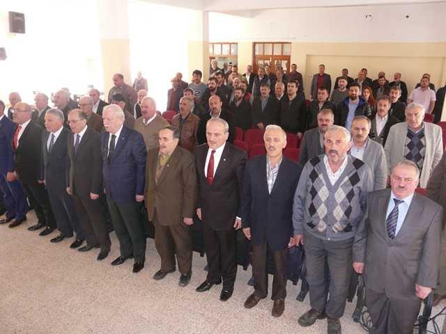 Ahmet Sevinç 3.Kez Başkanlığa seçildi 15