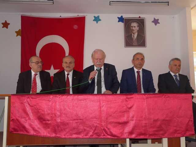 Ahmet Sevinç 3.Kez Başkanlığa seçildi 16