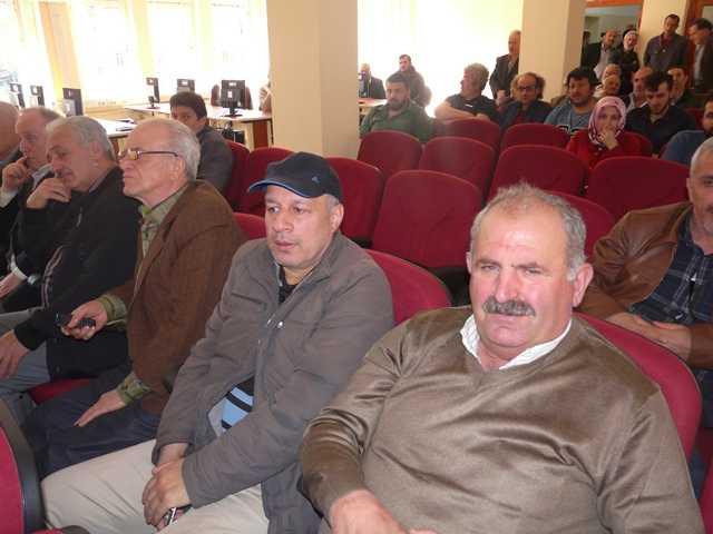 Ahmet Sevinç 3.Kez Başkanlığa seçildi 17