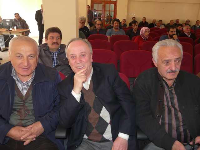 Ahmet Sevinç 3.Kez Başkanlığa seçildi 18