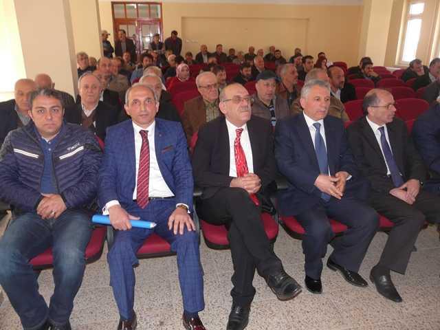Ahmet Sevinç 3.Kez Başkanlığa seçildi 2