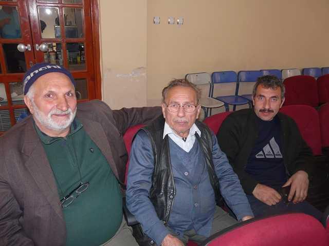 Ahmet Sevinç 3.Kez Başkanlığa seçildi 20