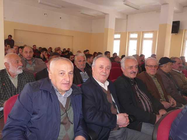 Ahmet Sevinç 3.Kez Başkanlığa seçildi 3