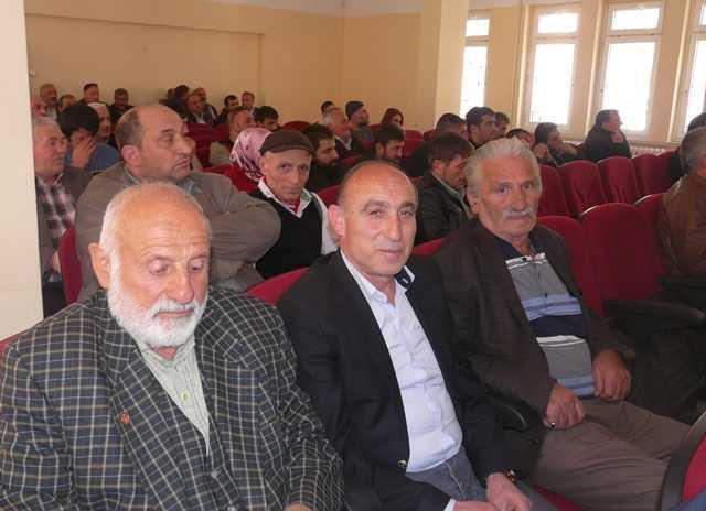 Ahmet Sevinç 3.Kez Başkanlığa seçildi 4