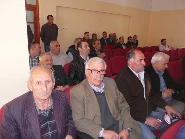 Ahmet Sevinç 3.Kez Başkanlığa seçildi 8