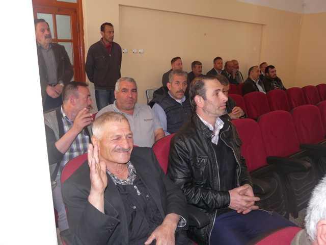 Ahmet Sevinç 3.Kez Başkanlığa seçildi 9