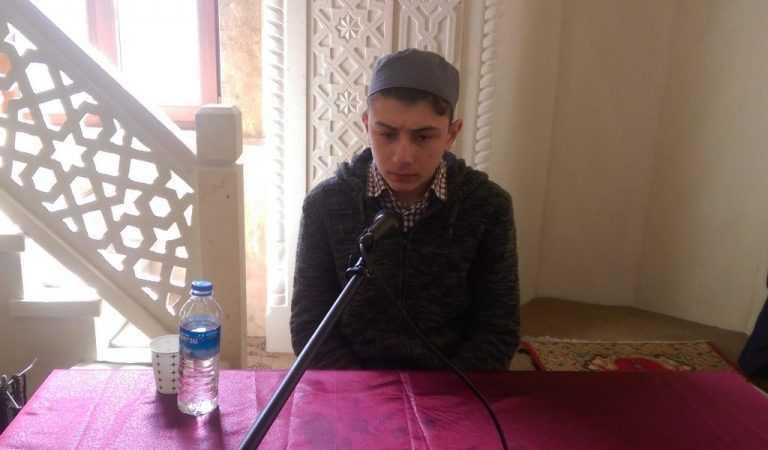 Çaykara'da hafızlar birincilik için yarıştı 15