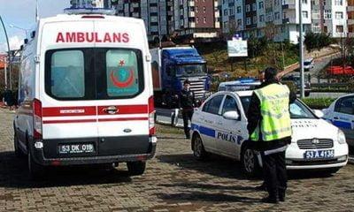 Çaykaralı öğretmen Rize'deki kazada vefat etti