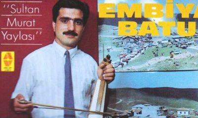 Sanatçı-öğretmen Enbiya Batu vefat etti