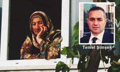 Ak Parti Çaykara İlçe Başkanının anne acısı